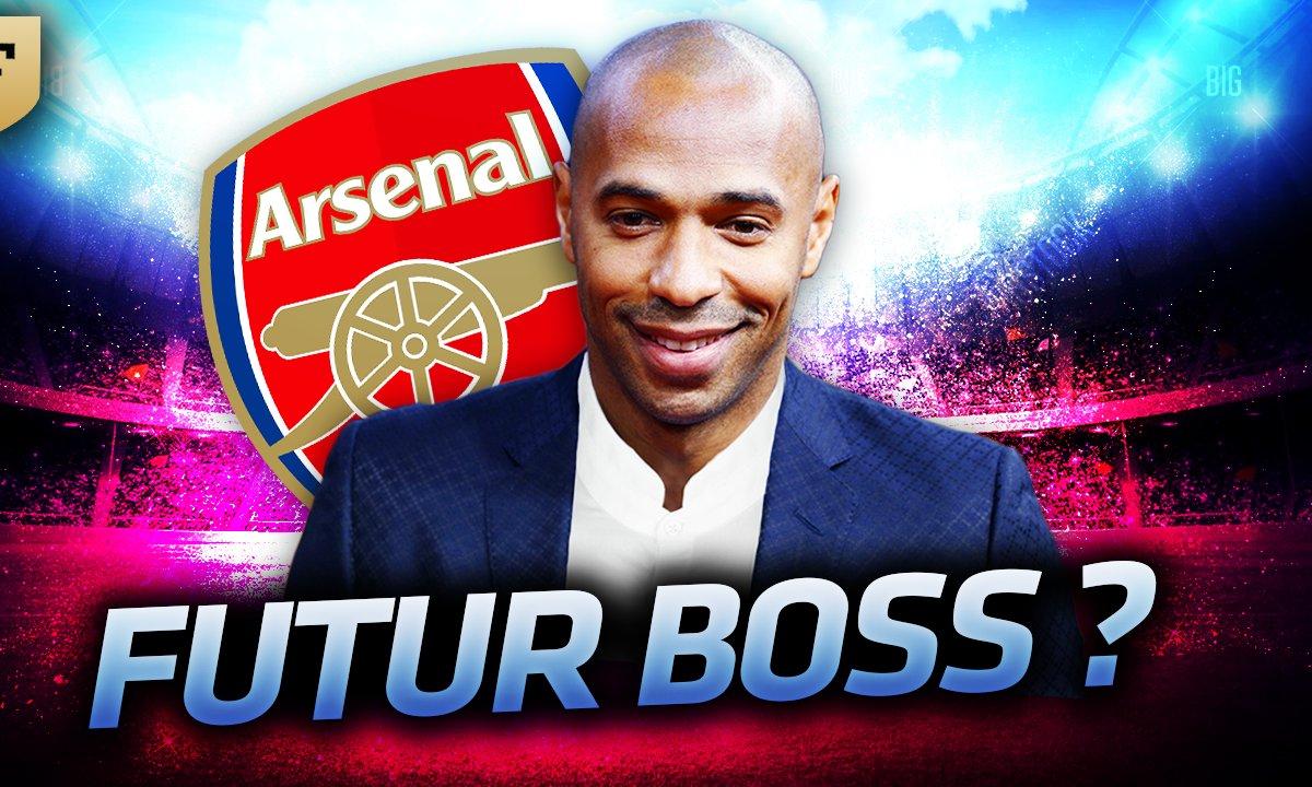 La Quotidienne du 27/02 : Henry, futur boss !