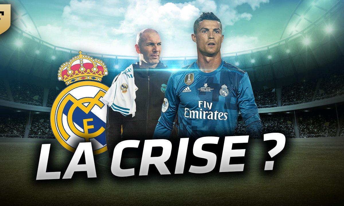 La Quotidienne du 02/11 : La crise au Real Madrid ?
