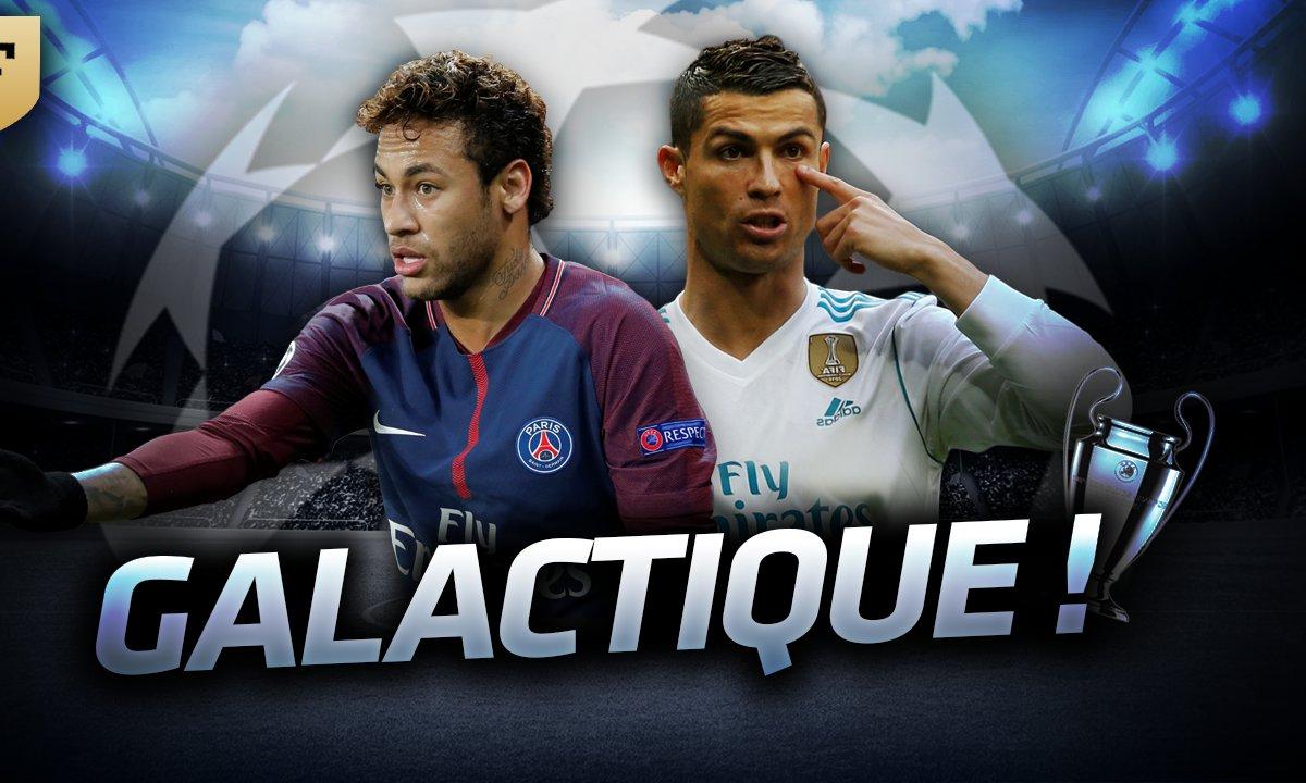La Quotidienne du 11/12 : Real-PSG, Galactique !