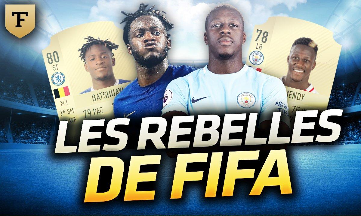 La Quotidienne du 15/09 : Les rebelles de FIFA !