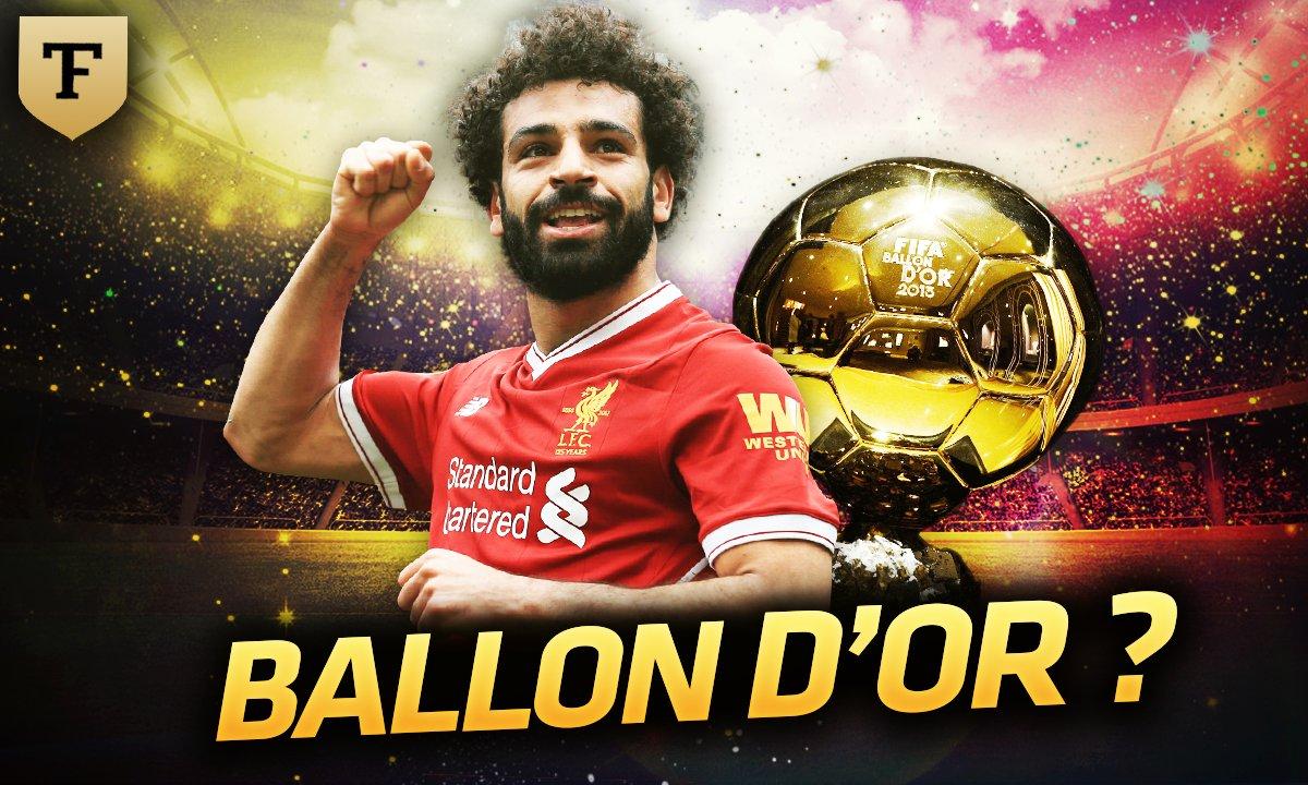 La Quotidienne du 25/04 - Salah, Ballon d'or ?
