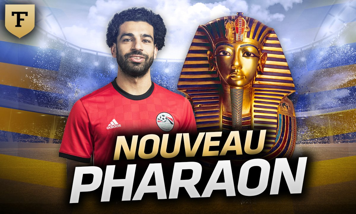 La Quotidienne du 18/05 - Salah, le Pharaon !