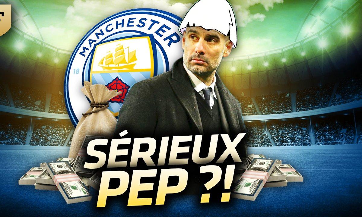 La Quotidienne du 29/01 : Sérieux, Pep Guardiola ?