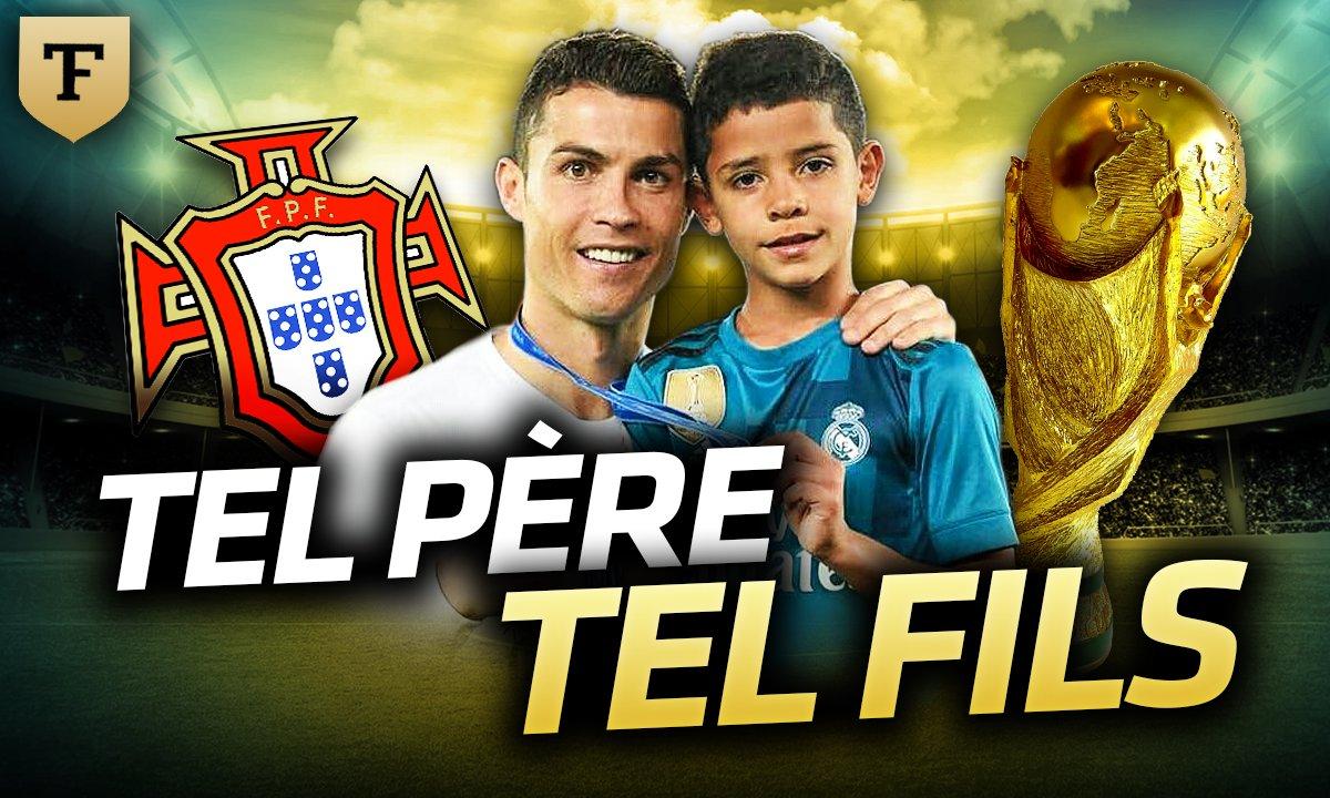 La Quotidienne du 08/06 - Tel père, tel fils chez les Ronaldo !