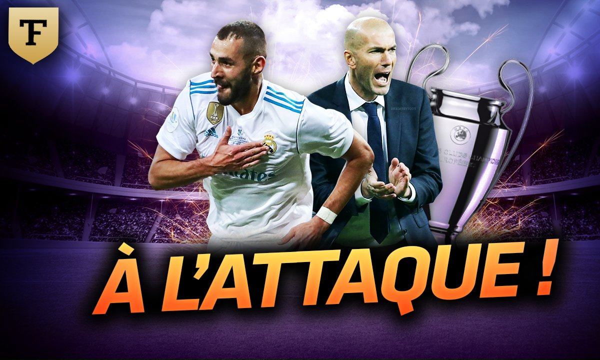 La Quotidienne du 17/10 : Zidane, Benzema, à l'attaque !