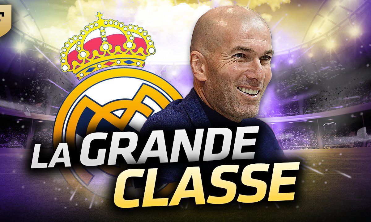 La Quotidienne du 31/05 - Zidane dit stop au Real Madrid !