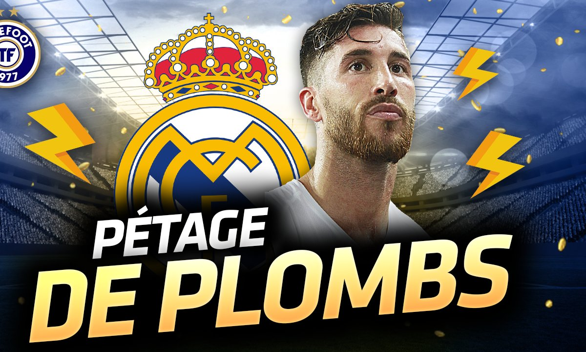 La Quotidienne du 22/10 - Pétage de plombs au Real Madrid