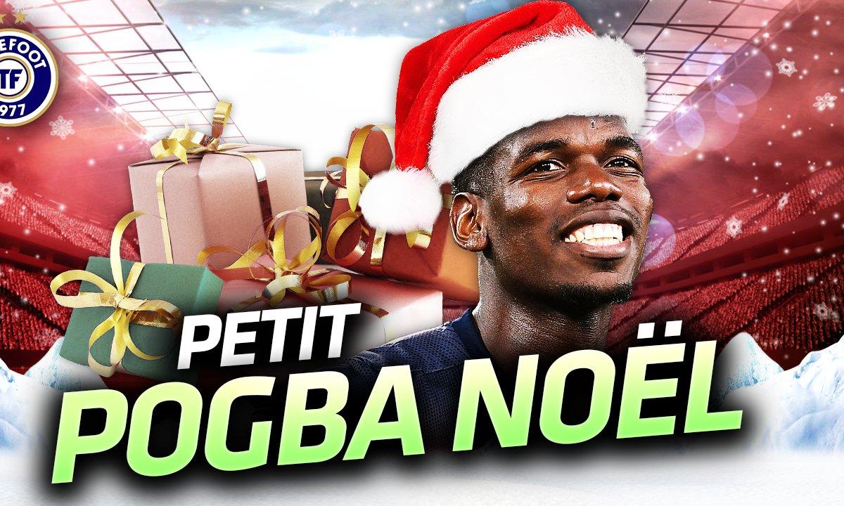 La Quotidienne du 20/12 - Petit Pogba Noël