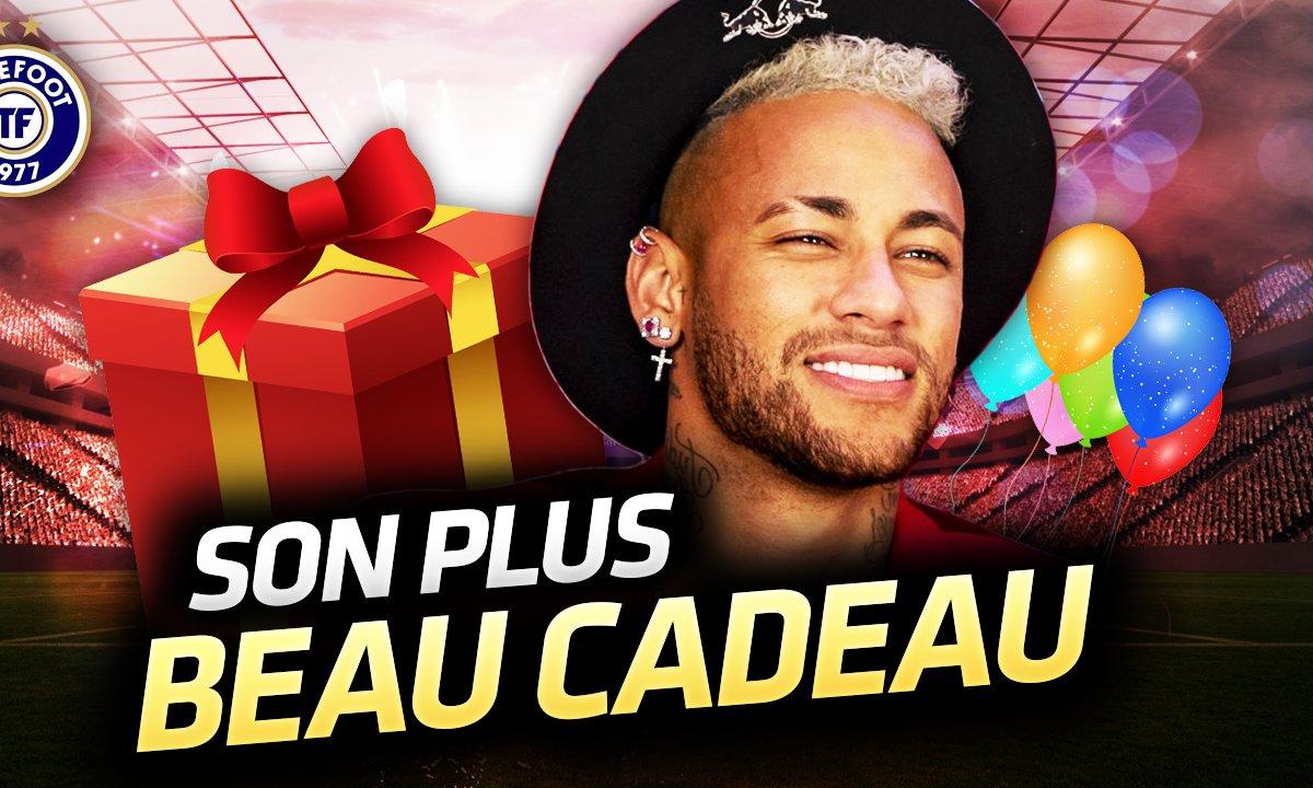 La Quotidienne du 05/02 - Le plus beau cadeau de Neymar