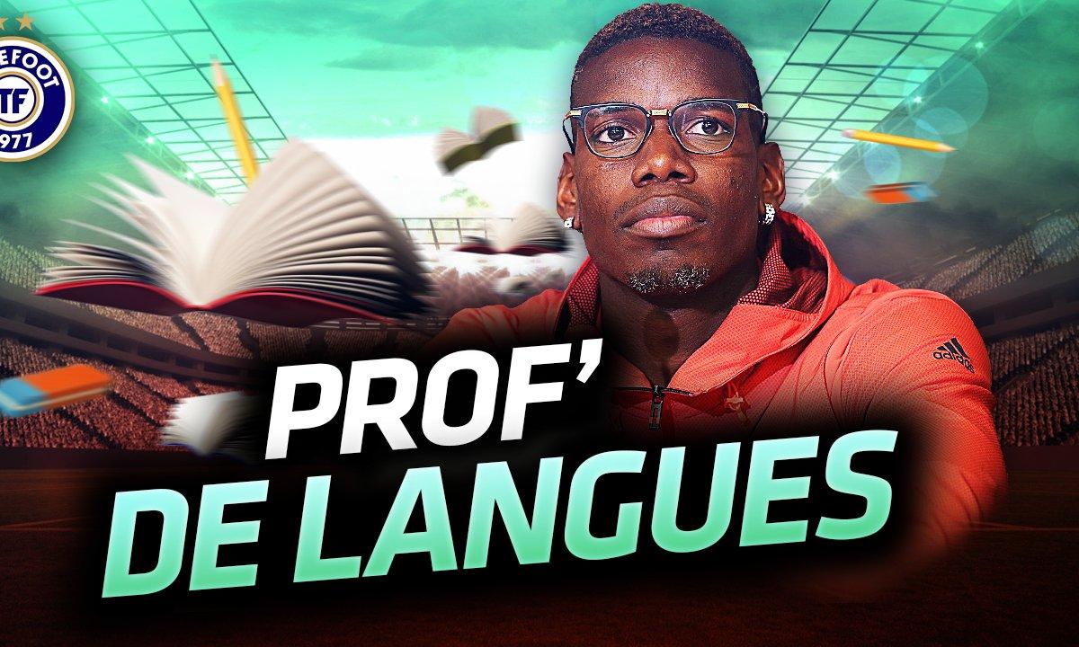 La Quotidienne du 07/11 - Pogba prof de langues