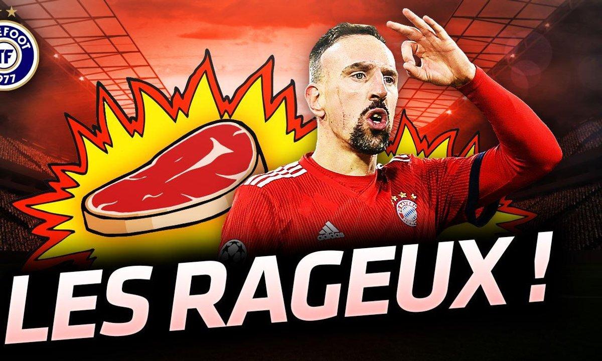 La Quotidienne du 07/01 - Les rageux vs. Ribéry