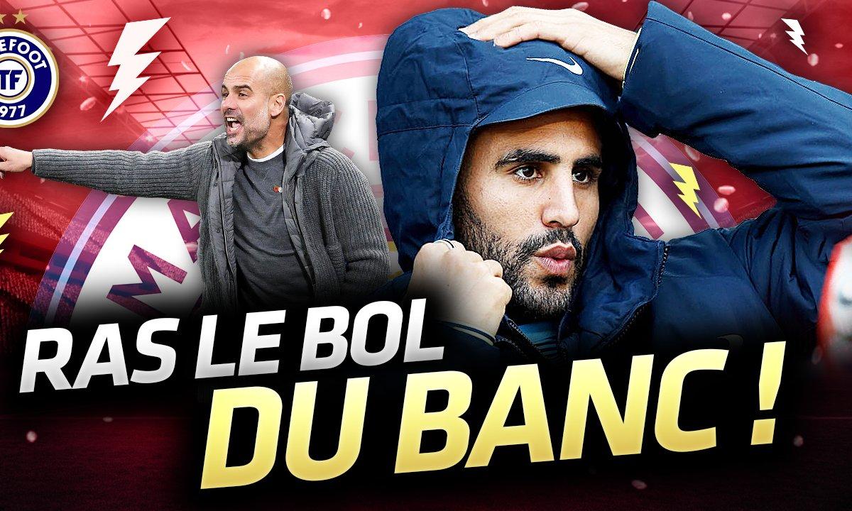 La Quotidienne du 24/04 - Ras le bol du banc !