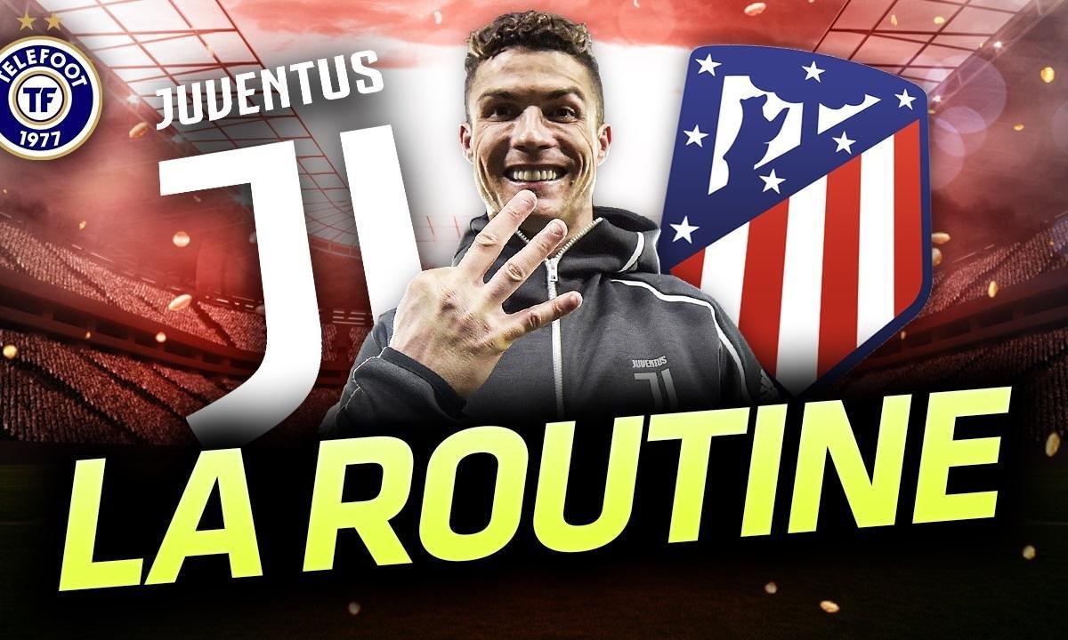 La Quotidienne du 13/03 - La routine de Cristiano Ronaldo !