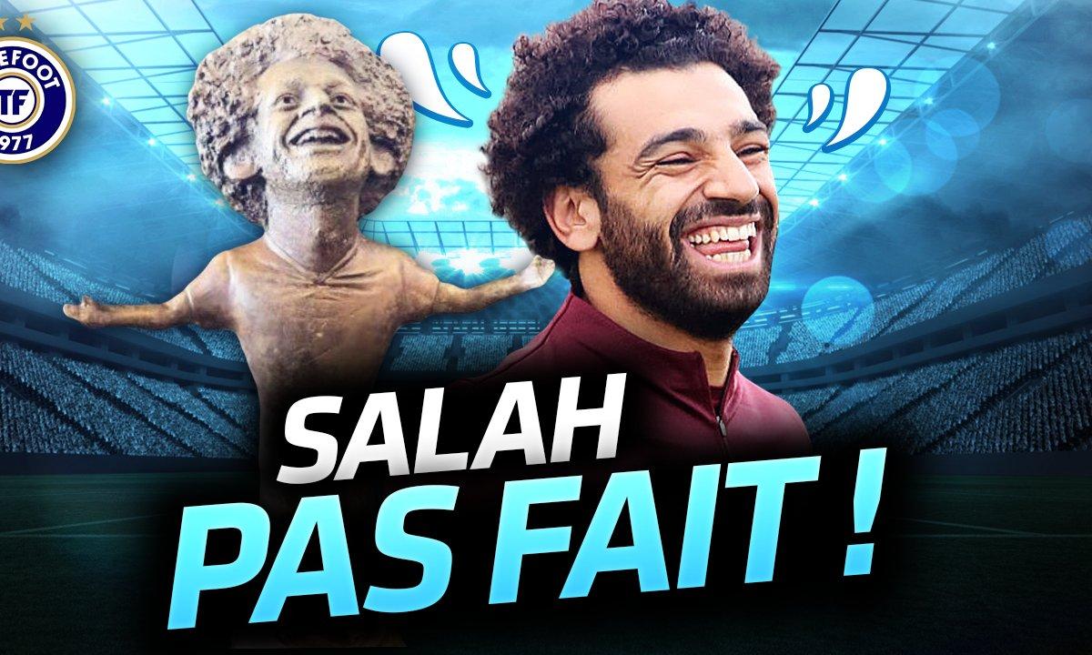 La Quotidienne du 05/11 - Salah pas fait !