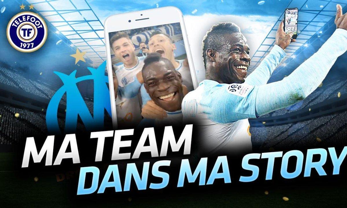 La Quotidienne du 04/03 - Ma Team dans ma Story !