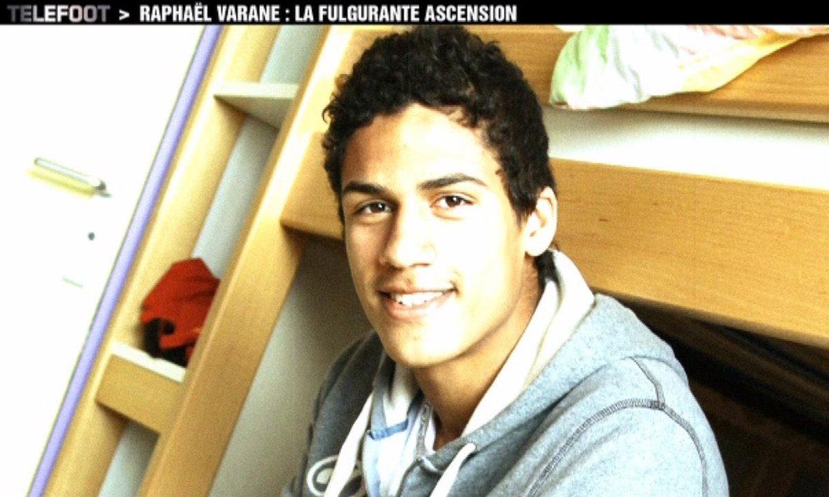 L'Archive du jour : Raphaël Varane, la fulgurante ascension
