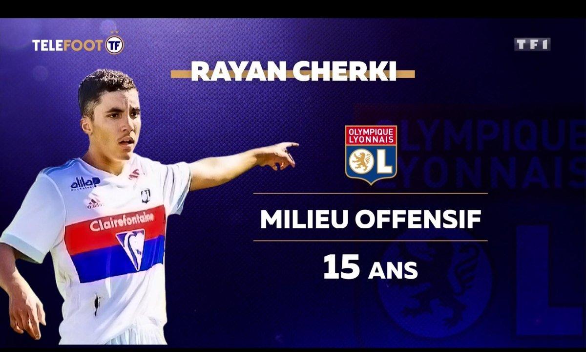 Rayan Cherki, la nouvelle pépite de l'OL