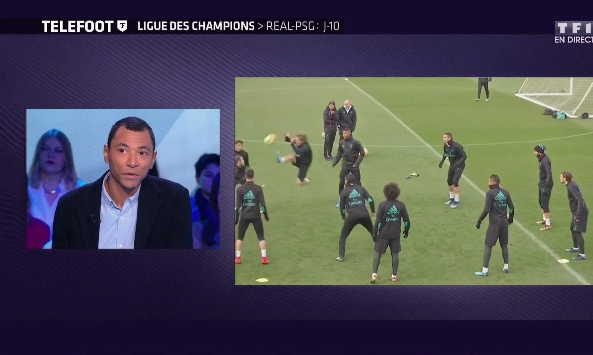Real Madrid-Paris SG : J-10