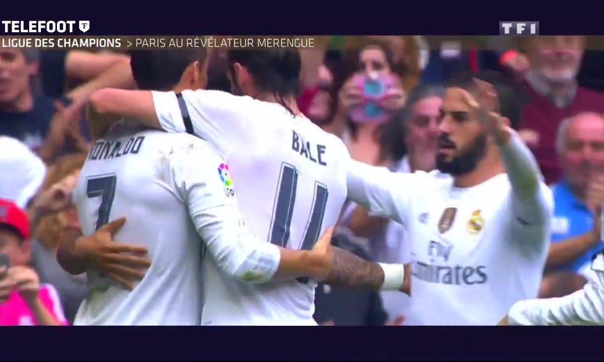 Real Madrid : premier test pour Paris