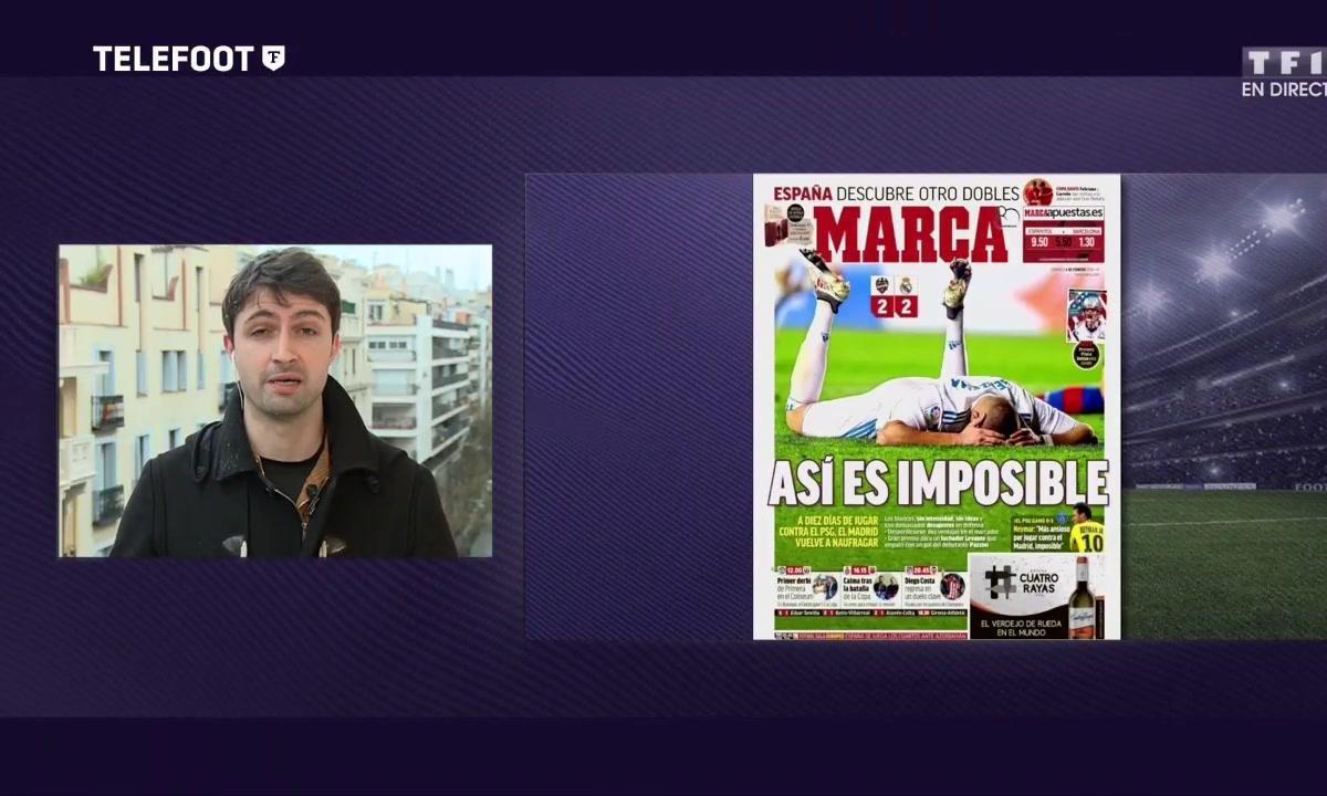 Real Madrid-PSG : Le duplex d'Antoine Simonneau depuis Madrid