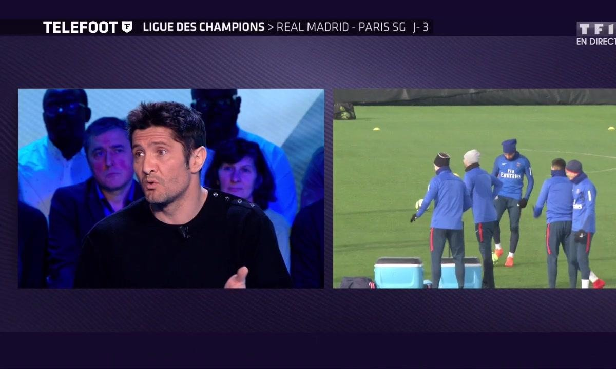 Real Madrid - PSG : Lizarazu plaide pour un milieu Verratti-Rabiot-Draxler