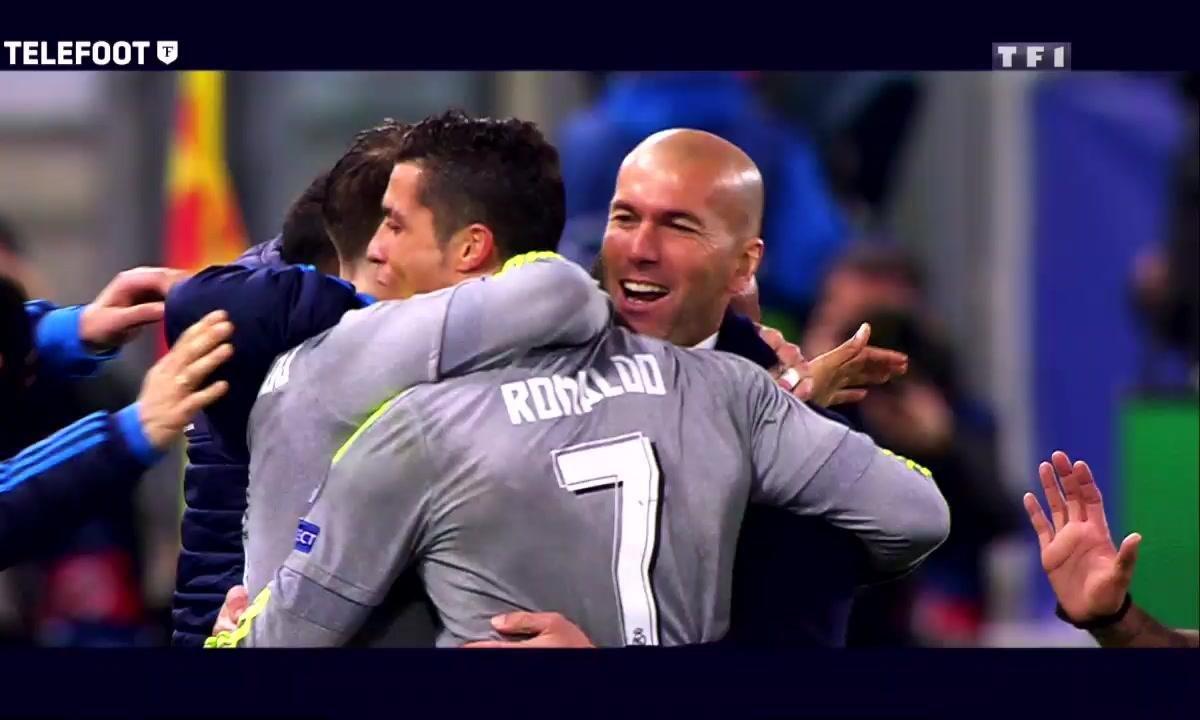 Real Madrid : Ronaldo-Zidane, l'accord parfait