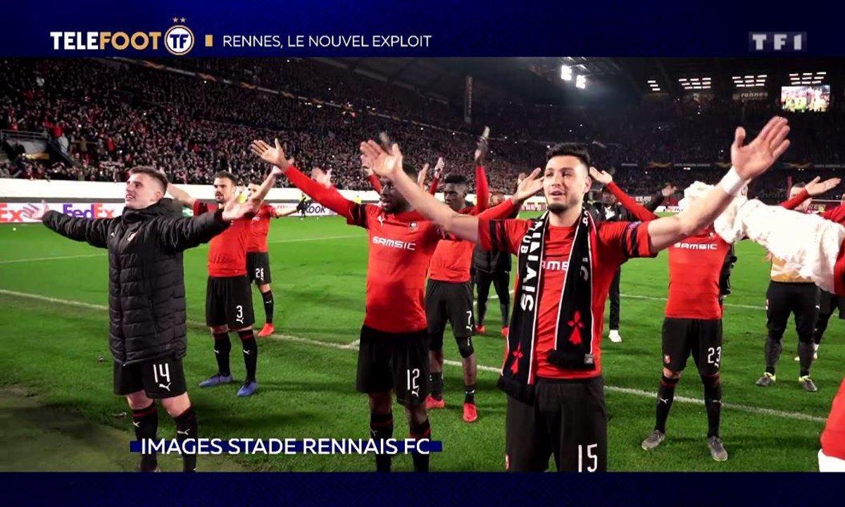 Rennes, le nouvel exploit !