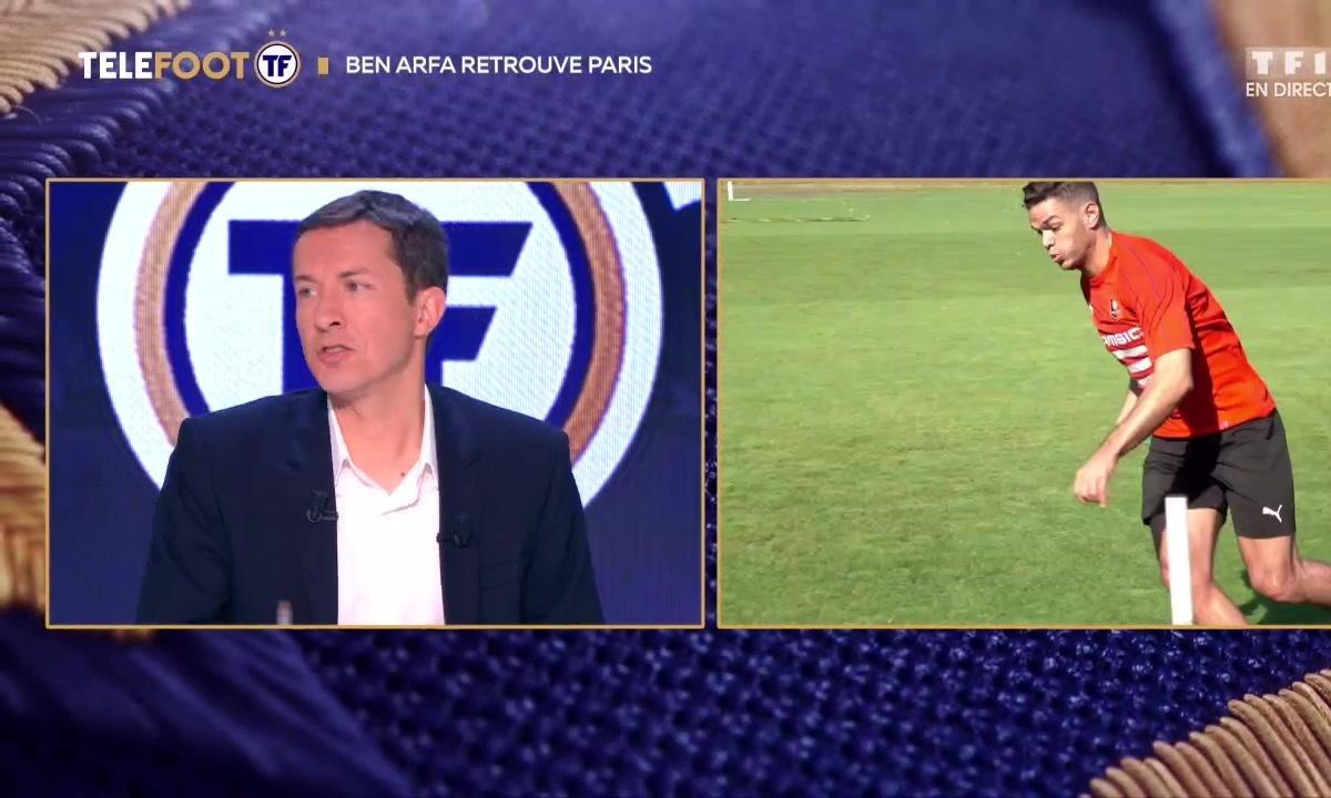 Rennes-PSG : Ben Arfa retrouve Paris