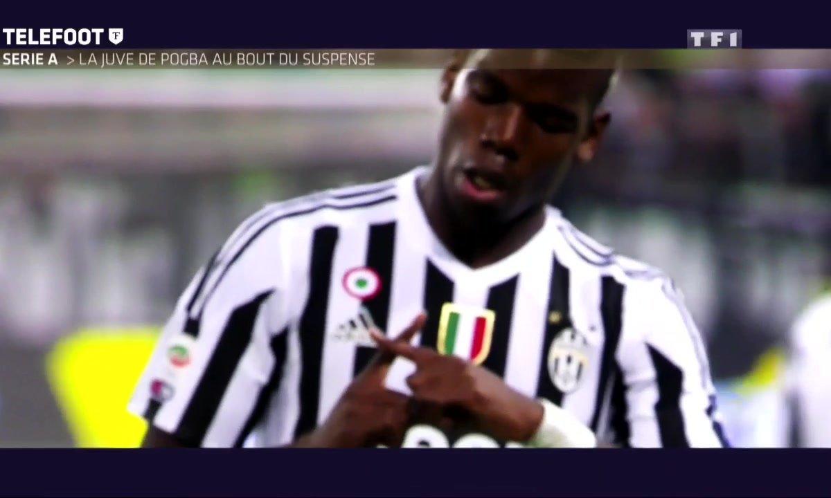Serie A : La Juventus Turin remporte le derby avec un sublime but de Pogba