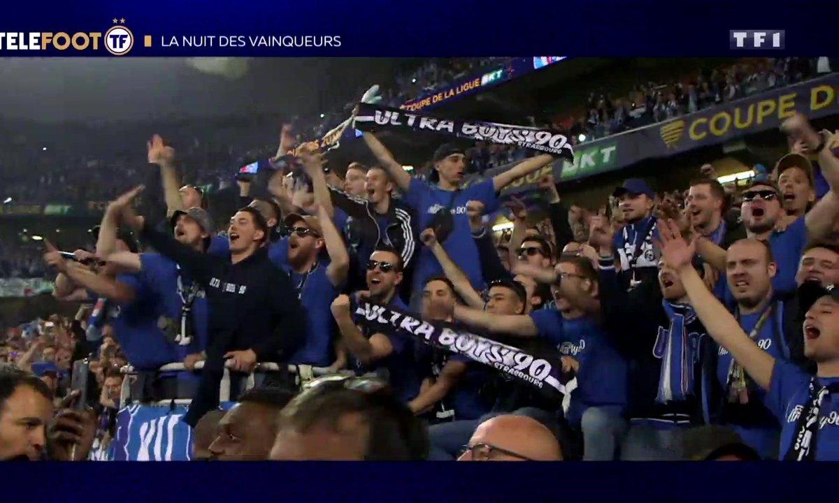 Strasbourg : la nuit des vainqueurs