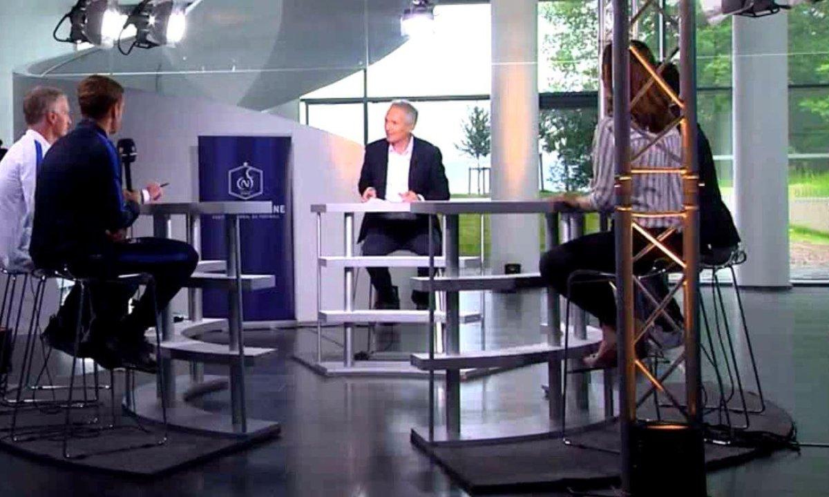 Teaser : Téléfoot en direct de Clairefontaine après France - Suède