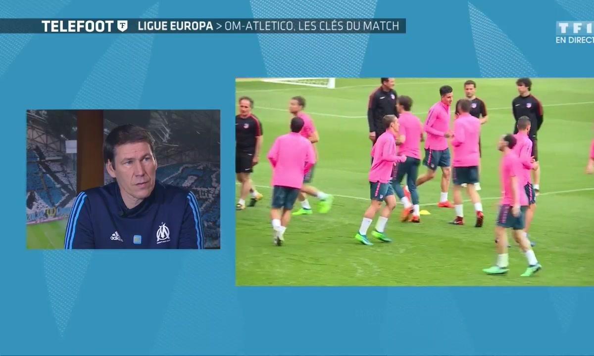 OM - Atlético Madrid : Les clés du match pour Garcia et Payet