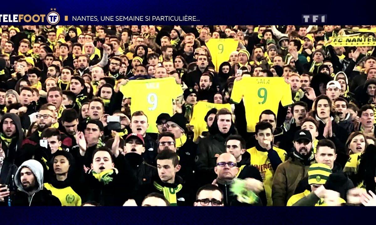 Nantes, une semaine si particulière