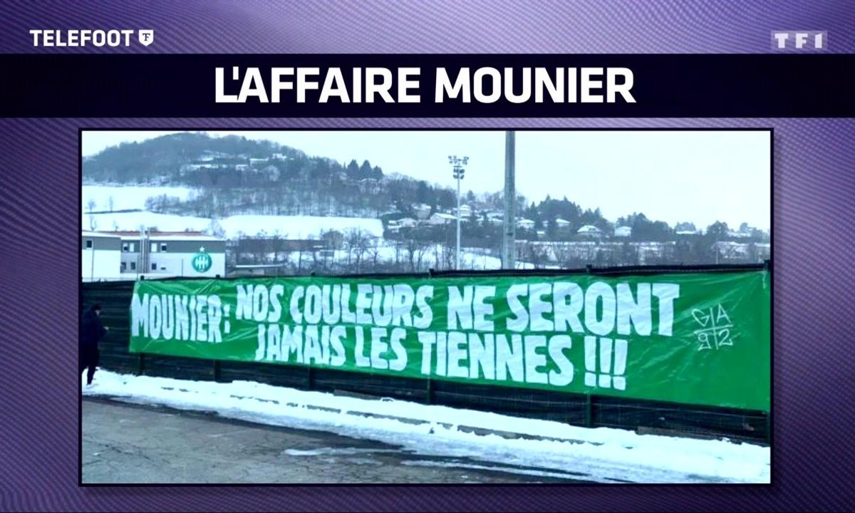 [Téléfoot 5/02] L'Affaire Anthony Mounier