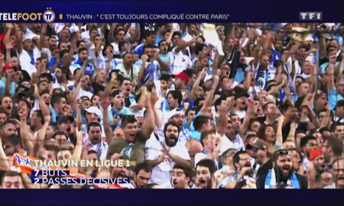 """Thauvin : """"C'est toujours compliqué contre Paris"""""""