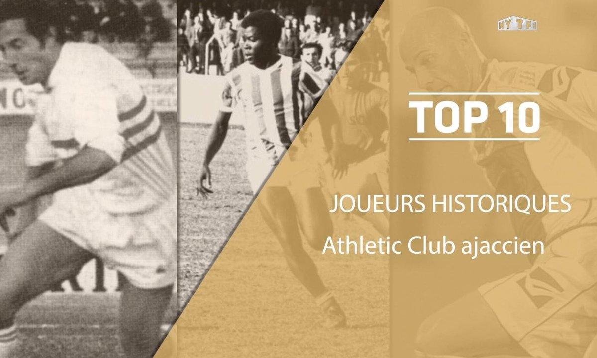 Top 10 : Les légendes de l'AC Ajaccio