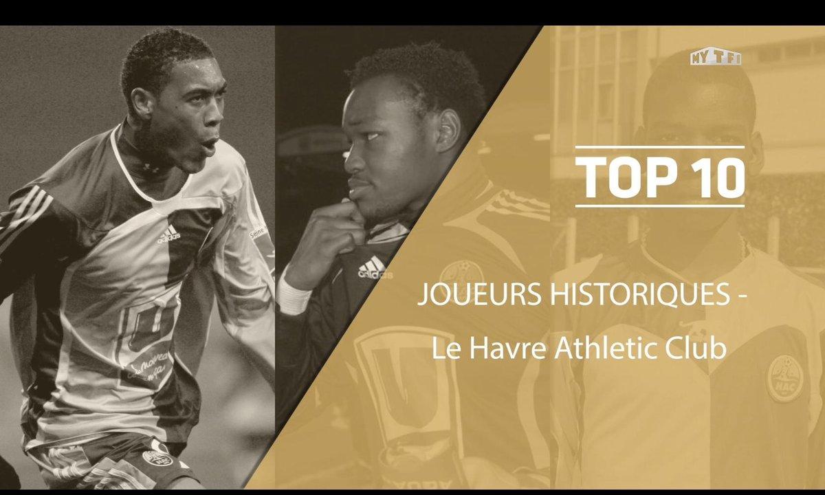 Top 10 - Les légendes du Havre AC