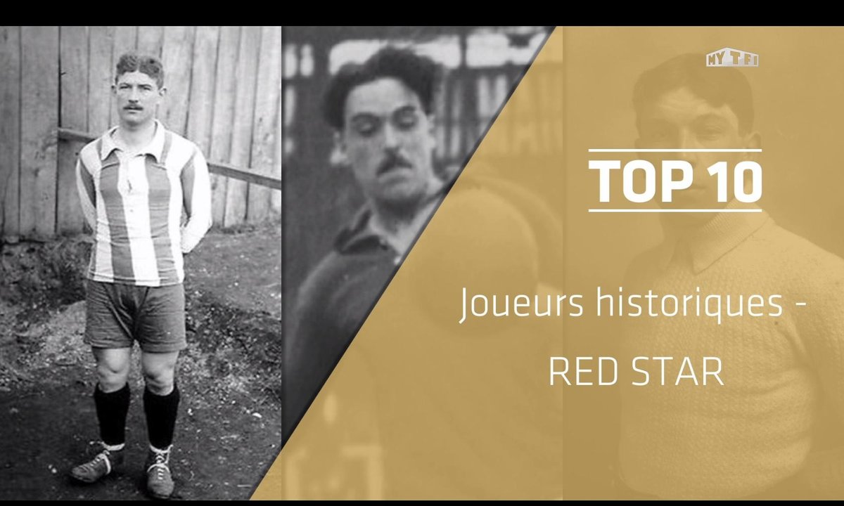 Top 10 : Les légendes du Red Star