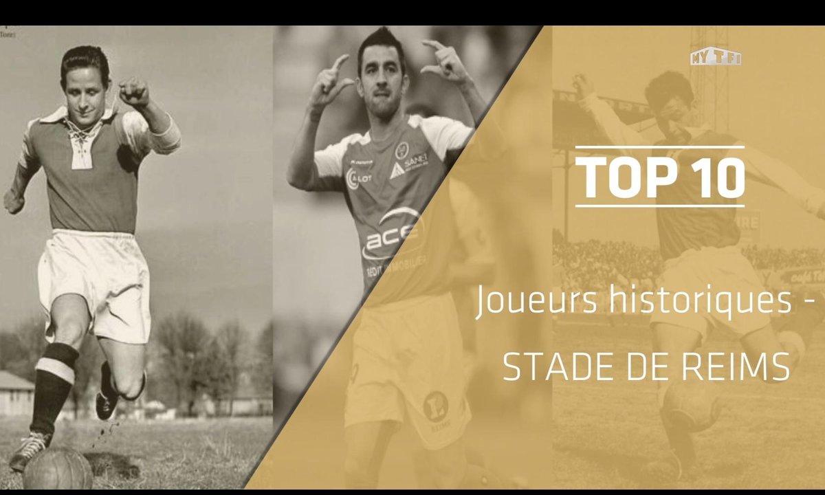 Top 10 : Les légendes du Stade de Reims