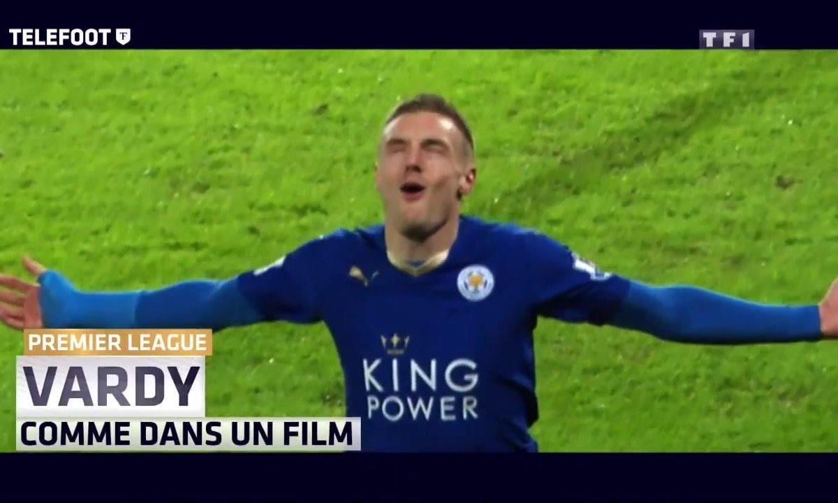 Premier League : Vardy, sa vie est un film