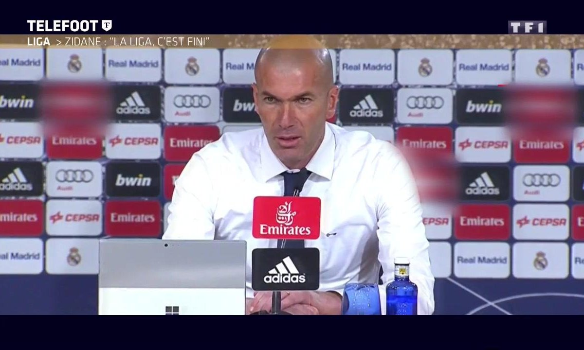 Zidane, l'adieu au titre