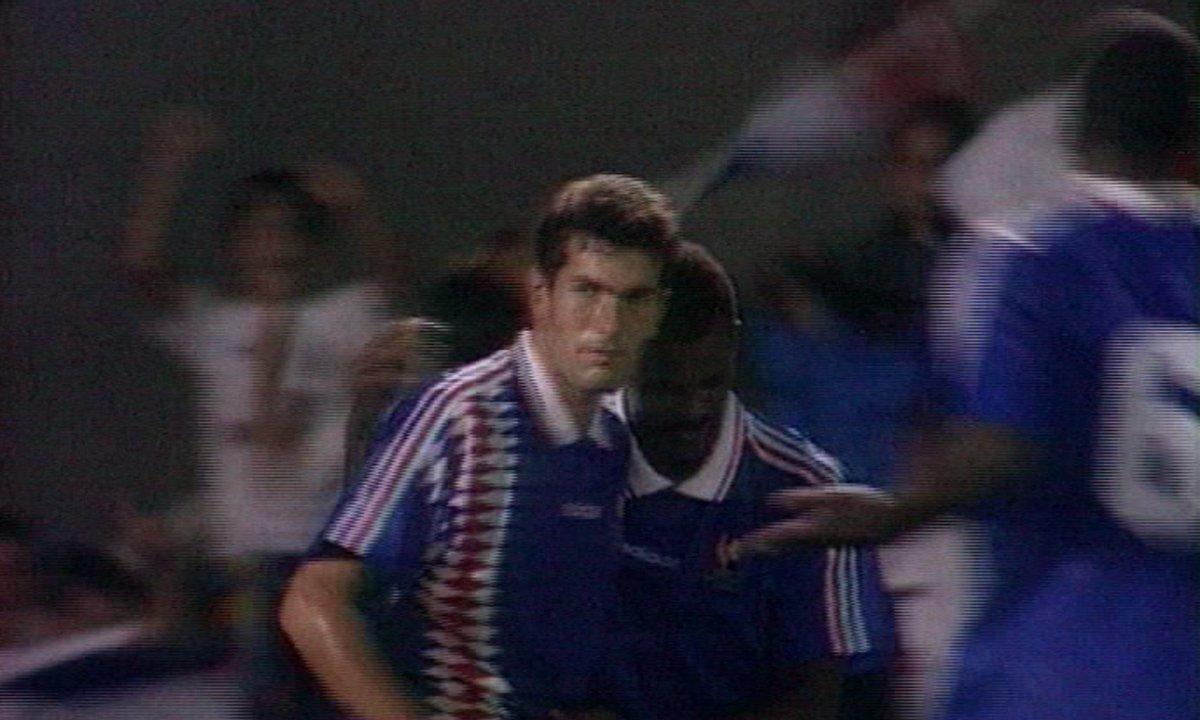 L'Archive du jour : Zinedine Zidane, l'ascension