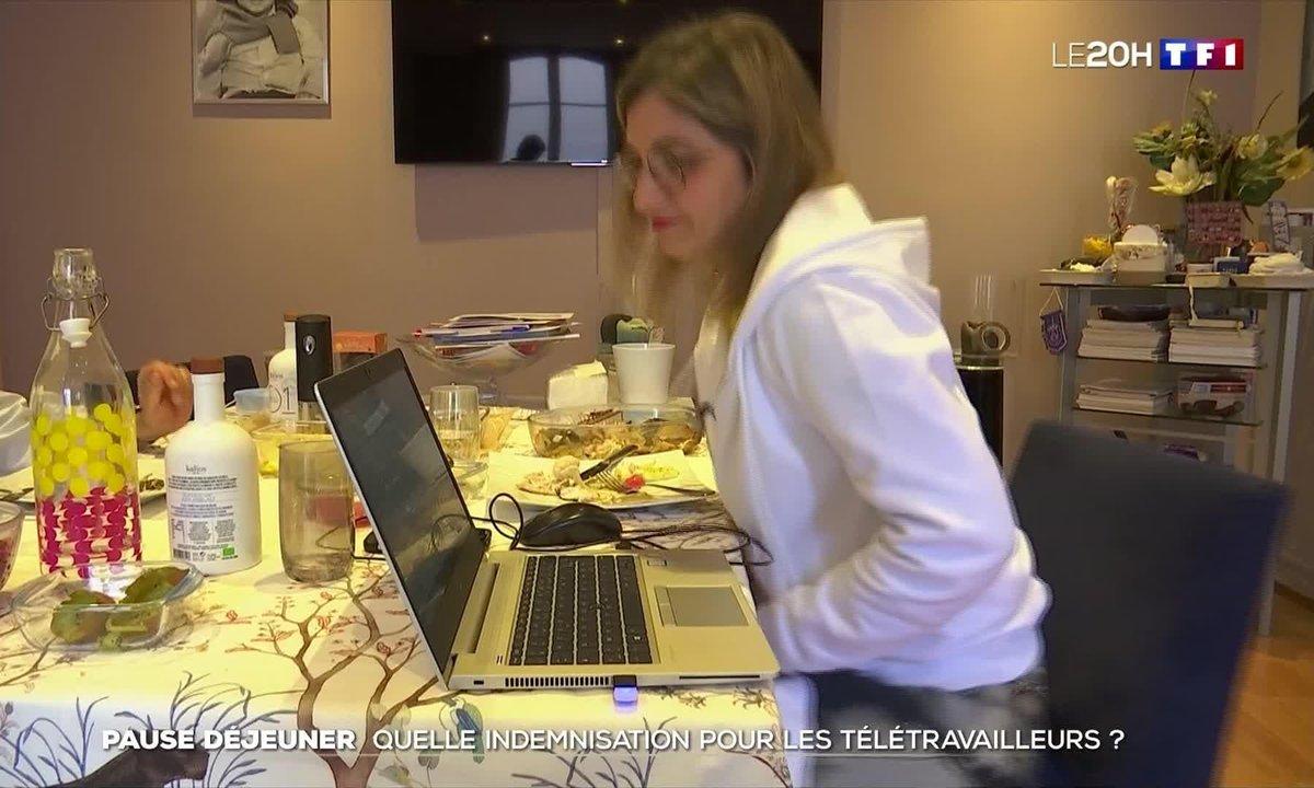 Télétravail : les déjeuners peuvent-ils être indemnisés ?