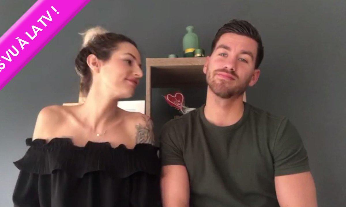 PAS VU A LA TÉLÉ  : Cloé et Virgil nous parlent de leur histoire d'amour !
