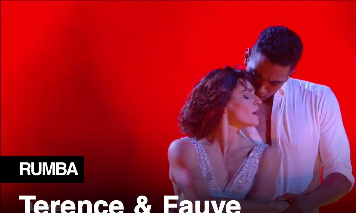 Terence Telle et Fauve Hautot l Every got to learn sometimes l Rumba