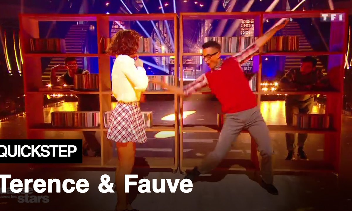 Terence Telle et Fauve Hautot | You can hurry Love | Quickstep