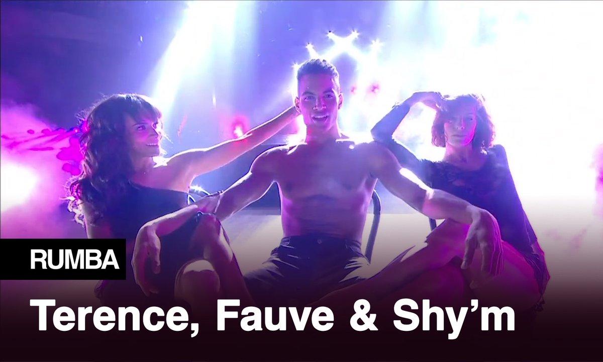 Terence Telle, Fauve Hautot, Shy'm | Ma Benz | Rumba