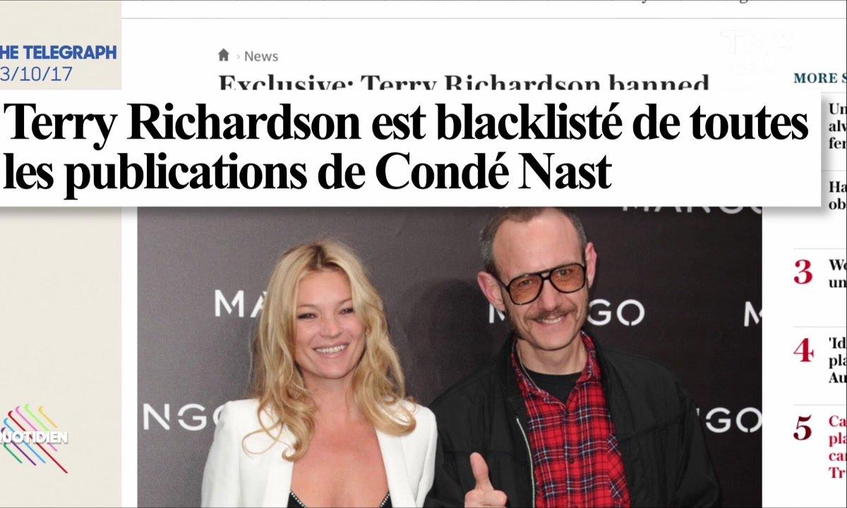 Qui est Terry Richardson, le photographe banni des magazines de mode ?