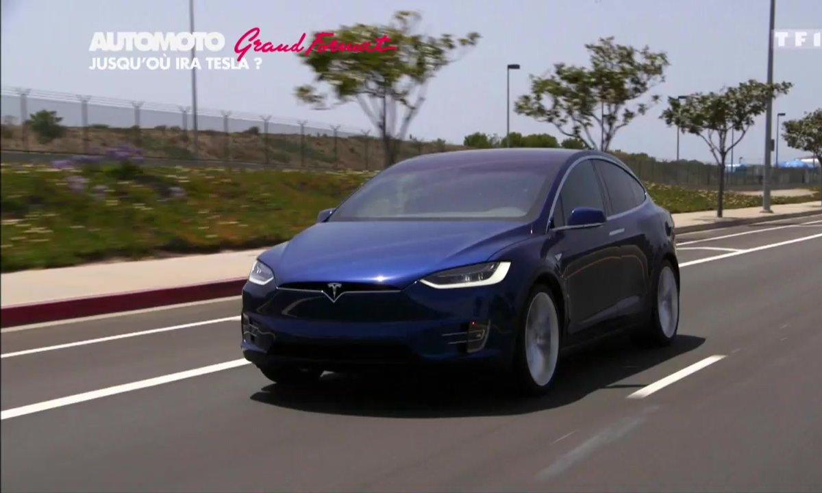 Grand Format : Jusqu'où ira Tesla ?