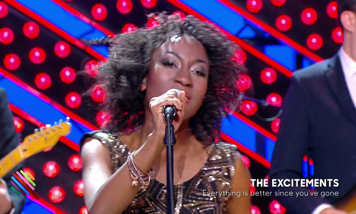 """The Excitements - """"Everything Is Better Since You're Gone"""" en live pour Quotidien (exclu web)"""